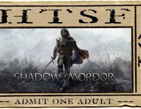HTSF Shadow of Mordor [01]