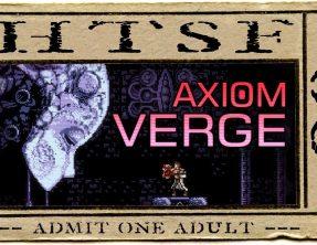 Axiom Verge   06   How To Successfully FAIL