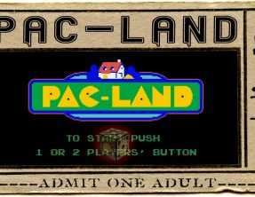 HTSF Pac-Land » S1 | P1