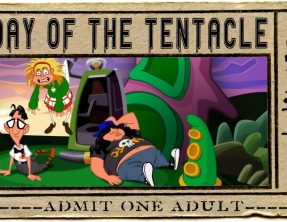 HTSF Day of the Tentacle ➤ S2 | P3