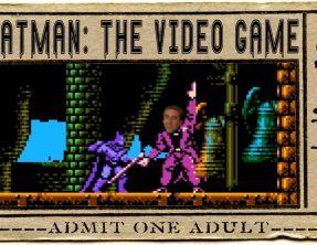 HTSF Batman: The Video Game ➤ S1 | P3