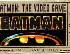 HTSF Batman: The Video Game ➤ S1   P1