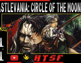 HTSF Castlevania: Circle of the Moon (GBA) ► S1 – P1