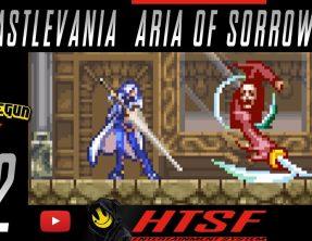 [HTSF] Castlevania: Aria of Sorrow [02]