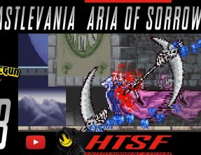 [HTSF] Castlevania: Aria of Sorrow [03]