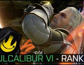 Soulcalibur VI – Ranked