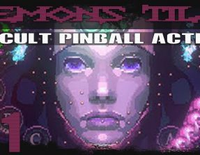 Demon's Tilt [01] – Occult Pinball Action