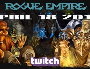 Rogue Empire Stream [April-18-2019]