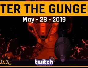 Enter the Gungeon [STREAM] – May – 28 – 2019